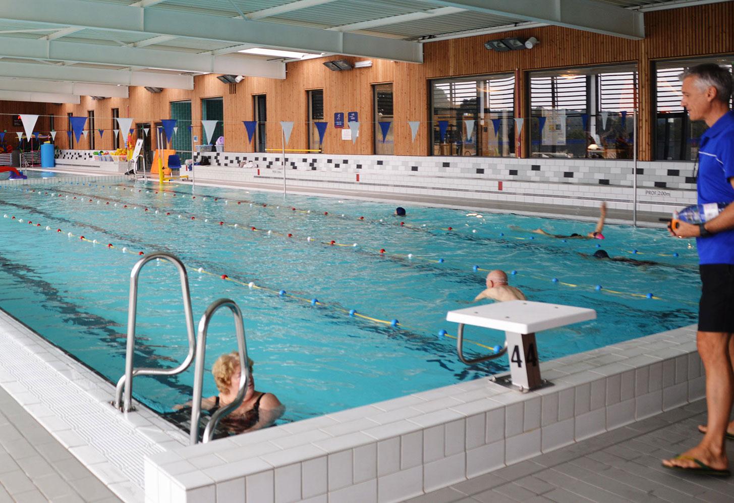 Blavet prestalis for Chateaugiron piscine